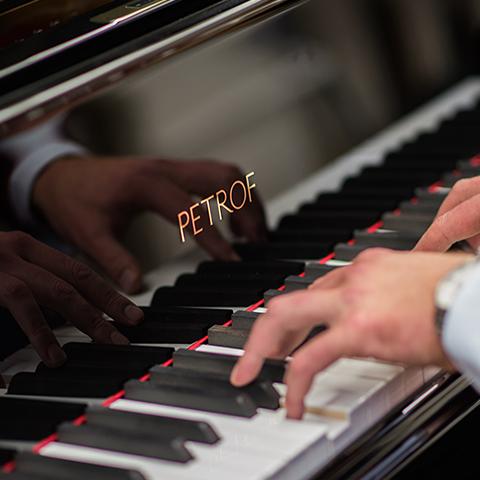 Pianino P 125 M1 | PETROF, spol. s r.o.